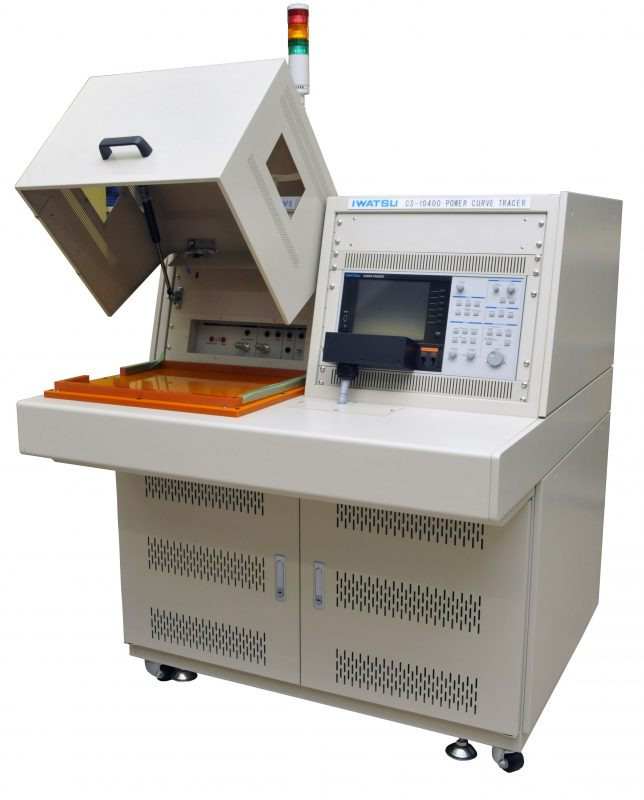CS-10800 (10,000V/8,000A (HC Mode Pulse) Semiconductor Curve Tracer